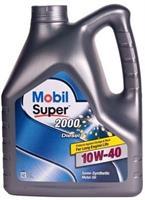 Масло моторное полусинтетическое SUPER 2000 X1 Diesel 10W-40, 4л
