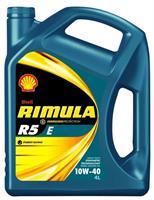 Масло моторное полусинтетическое Rimula R5 E 10W-40, 4л